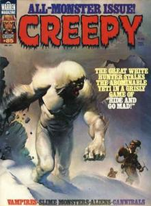 Creepy (1964 series) #85, VF- (Stock photo)