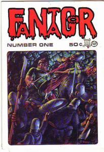 Fantagor #1 (Jan-70) FN Mid-Grade