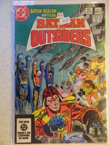 BATMAN AND THE OUTSIDERS # 2