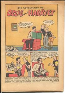 Adventures of Ozzie & Harriet #2 1949-DC-Ricky & David Nelson-radio show-P