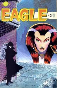 Eagle (1986 series) #2, VF+ (Stock photo)