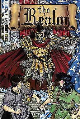 Realm, The (Vol. 1) #11 VF/NM; Arrow | save on shipping - details inside