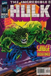 Incredible Hulk (1968 series) #447, NM- (Stock photo)