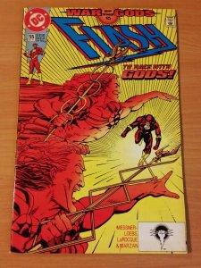 Flash #55 ~ NEAR MINT NM ~ 1991 DC COMICS