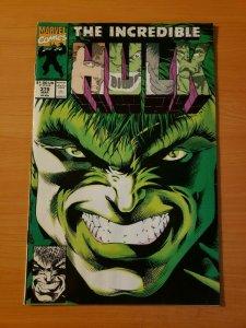 The Incredible Hulk #379 ~ VERY FINE - NEAR MINT NM ~ (1991, Marvel Comic)