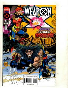 9 Marvel Comics Weapon X # 1 2 3 4 Machine Man # 11 1 3 Krull # 1 2 EK4