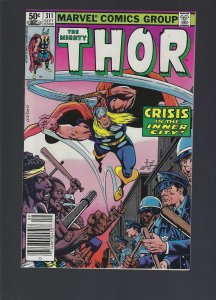 Thor #311 (1981)