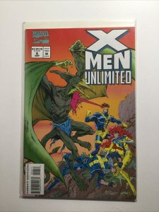 X-Men Unlimited 6 Near Mint Nm Marvel