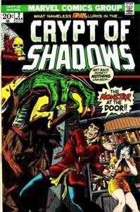 Crypt of Shadows #2, Fine+ (Stock photo)