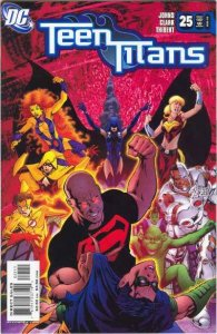 Teen Titans (2003 series) #25, NM (Stock photo)
