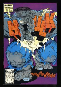 Incredible Hulk (1962) #345 FN/VF 7.0 McFarlane Art!
