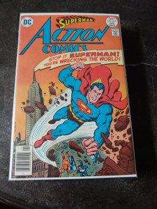 Action Comics #467 (1977)