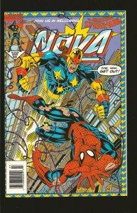 Marvel Comics Nova Vol 1 No 3 March 1994