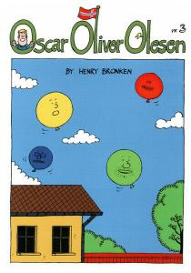 Oscar Oliver Olesen #3 VF/NM; Henry Bronken | save on shipping - details inside