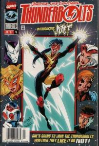 Thunderbolts (1997 series) #4, NM (Stock photo)
