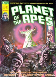 Planet of The Apes #10 (ungraded) stock photo / ID#001D