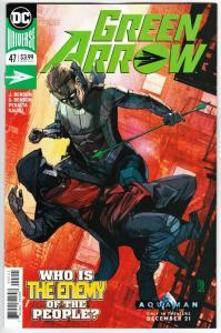 Green Arrow #47 Main Cvr (DC, 2019) NM