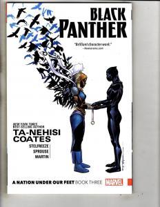Black Panther Vol. # 3 Nation Under Feet Marvel Comics TPB Graphic Novel J296