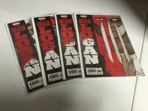 Dead Man Logan 6 7 8 9 Nm Near Mint Marvel Comics