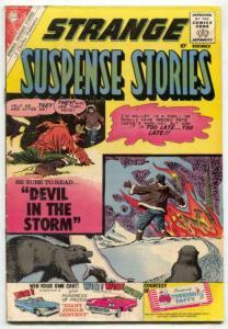 Strange Suspense Stories #50 1960- STEVE DITKO art- VG