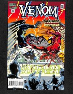Venom: Carnage Unleashed #4 (1995)