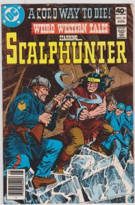 Weird Western Tales #70 (1980)