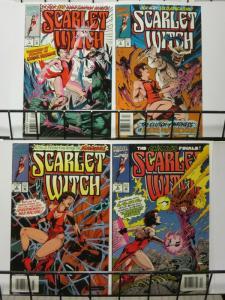 SCARLET WITCH (1994) 1-4 (1.75 CVR)