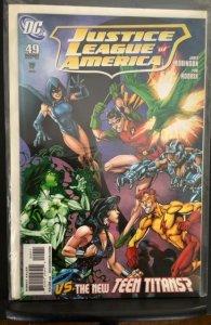 Justice League of America #49 (2010)