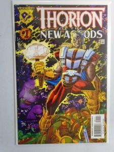 Thorion of the New Asgods #1, 8.0/VF (1997)