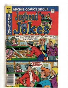 Jughead's Jokes #67 (1980) J602