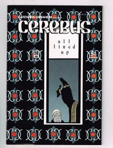 Cerebus The Aardvark # 58 VF/NM Aardvark-Vanaheim Comic Book Dave Sim 1st Pr S10