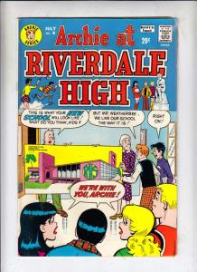 Archie At Riverdale High #8 (Jul-73) VG/FN Mid-Grade Archie