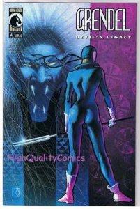 GRENDEL : DEVIL'S LEGACY 4, NM+, Pander, Matt Wagner, 1999, more in store