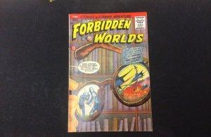 Forbidden Worlds #74 (1959)
