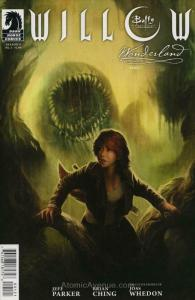 Willow (Dark Horse) #1A VF; Dark Horse | save on shipping - details inside