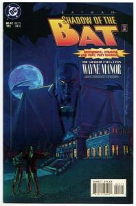 Batman Shadow of The Bat #45 (DC, 1995) NM-