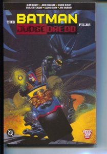 Batman: Judge Dredd-Alan Grant-TPB-trade