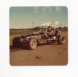 Bill Smith-Photo-#12 Super Modified-Home Made-Midwestern Car-VG