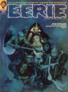 Eerie (1965 series) #41, Fine- (Stock photo)