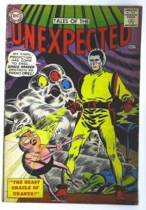 Tales of the Unexpected (1956 series) #77, Fine- (Actual scan)
