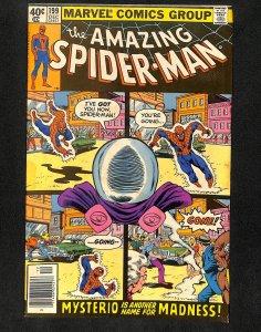 Amazing Spider-Man #199 Mysterio!