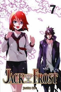 Jack Frost TPB Vol 7 (Yen, 2013) New!
