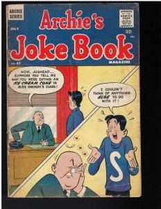 Archie's Joke Book Magazine #47 (1960)