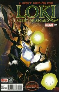 Loki: Agent of Asgard #15 VF/NM; Marvel | save on shipping - details inside