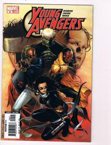 Young Avengers # 9 Marvel Comic Books Awesome Issue Modern Age WOW!!!!!!!!!! S25