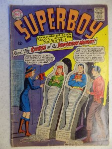 SUPERBOY # 123 DC SILVER AGE
