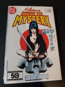 ​ELVIRA'S HOUSE OF MYSTERY #2 NM DICK GIORDANO