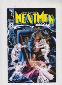 NEXT MEN [ JOHN BYRNE'S ] POWER #1 OF 4 1994 DARKHORSE / HIGH