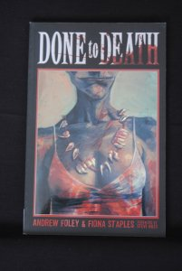 Done to Death, Fiona Staples TPB