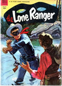 The Lone Ranger(Dell) # 67